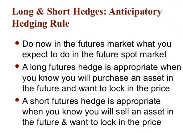 How To Hedge Strategies?