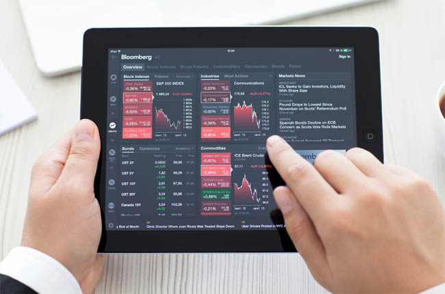 ipad trading with brokers courses