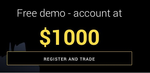 Demo account binomo